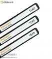 پرده کرکره فلزی پرشین 16 میل کد 1048 مدل ساده