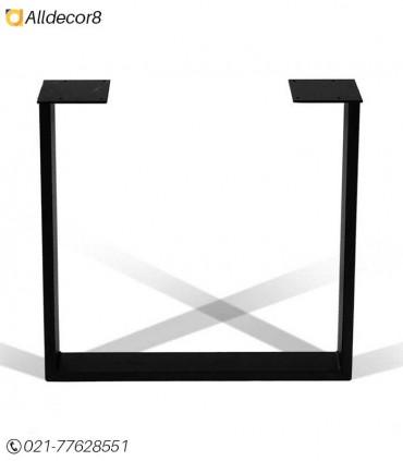 پایه فلزی مناسب میز اسلب مدل براکت