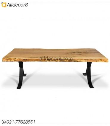 پایه فلزی مناسب میز اسلب مدل مدیان