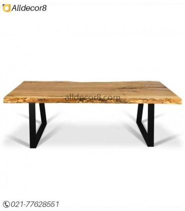 پایه فلزی مناسب میز اسلب مدل ذوزنقه