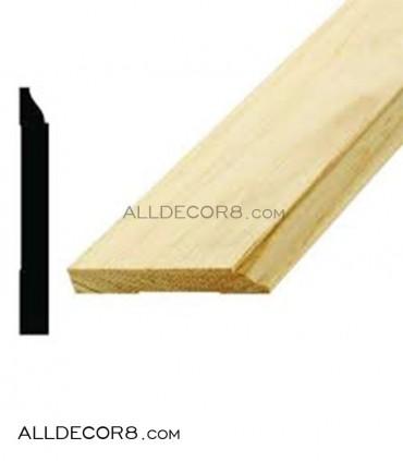 قرنیز چوبی مدل T2