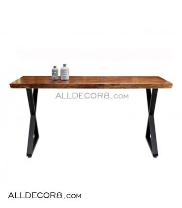 پایه فلزی میز مدل میدل کراس