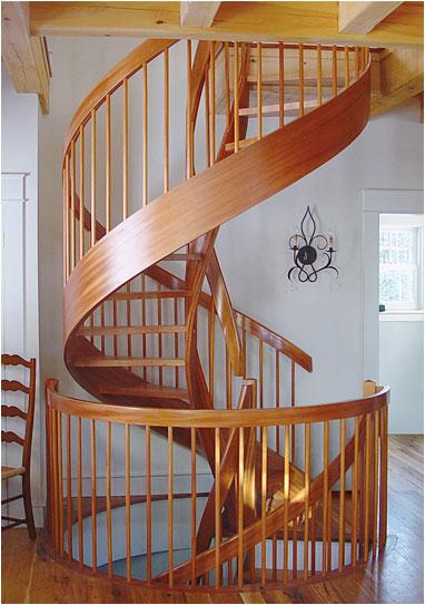 پله گرد دو محور