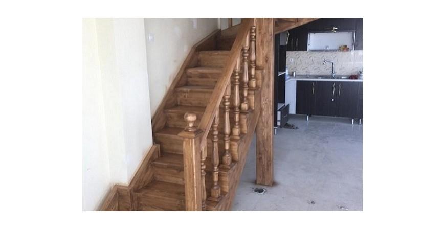 راه پله چوبی: اصطلاحات مربوط به راه پله چوبی